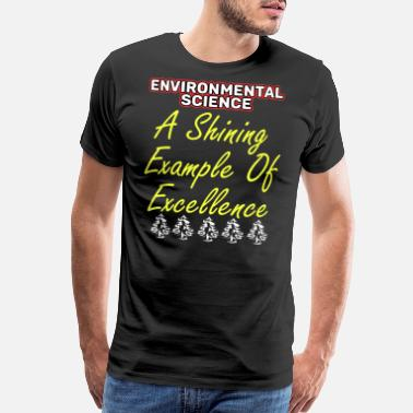 Ebony Empowerment Excellence Tshirt Design Tested for excellence - Men's Premium T-Shirt