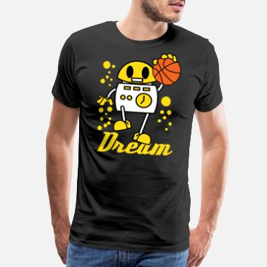Androids Funny Fan of Robots? Here's a nice tee for you! Makes - Men's Premium T-Shirt