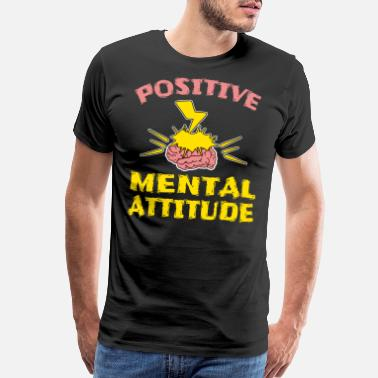Explicit Stay optimist with this cool and awesome  - Men's Premium T-Shirt