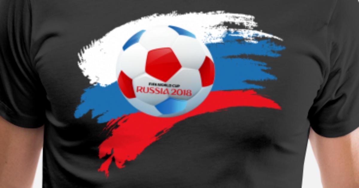 33dc5aa71 World Cup Russia 2018 Men s Premium T-Shirt