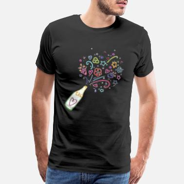 Bello flowers - Men's Premium T-Shirt