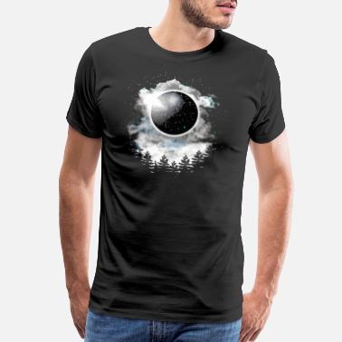 Shop Solar Eclipse T Shirts Online Spreadshirt