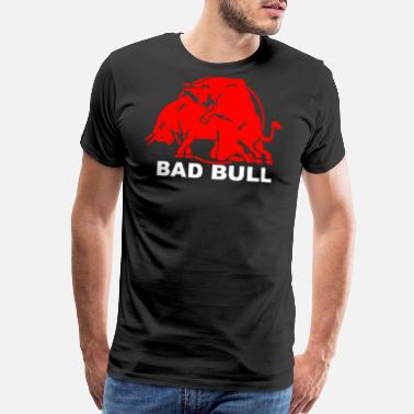 Bad Bull Bad Bull - Men's Premium T-Shirt