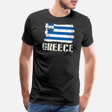 Greece World Championship Greece T-Shirt - Men's Premium T-Shirt