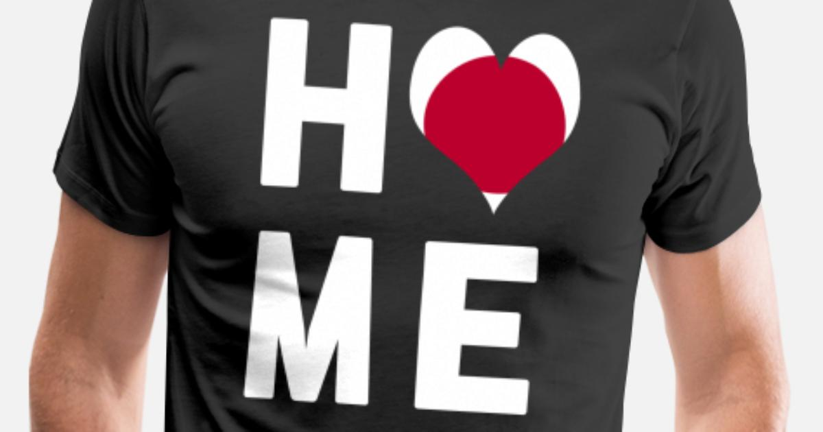 afae47801 Japan Is My Home Tee Shirt Men's Premium T-Shirt | Spreadshirt