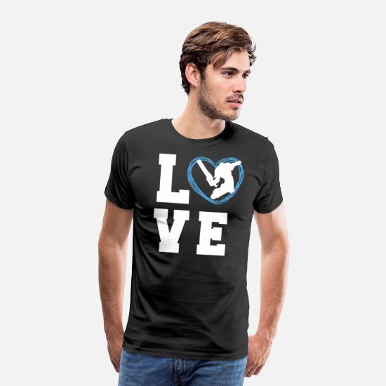 Game T-Shirts - I LOVE TABLETOP T-SHIRT for your brother - Men's Premium T-Shirt black