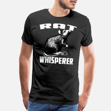 Activist Rat Whisperer - Men's Premium T-Shirt