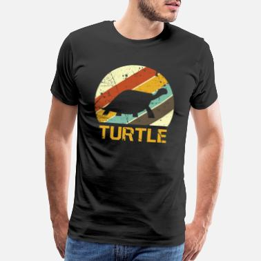 Armoric Turtle beach booty Lake - Men's Premium T-Shirt
