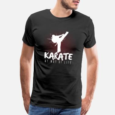 Self Defense Karate Self Defense Gift - Men's Premium T-Shirt