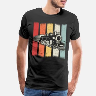 Model Maker Railway strip - Men's Premium T-Shirt