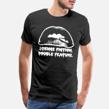 Picture Science Fiction Double Feature Rocky Horror Pictur - Men's Premium T-Shirt