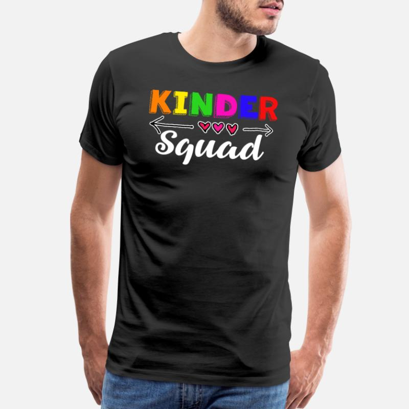 ae464c1e3 Shop Kinder Team Squad T-Shirts online | Spreadshirt