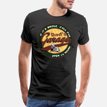 Custom Garage Men's T Shirt