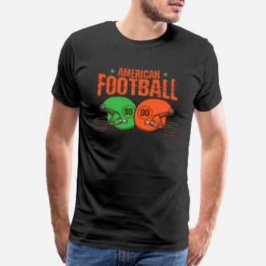 College Football American football - Men's Premium T-Shirt