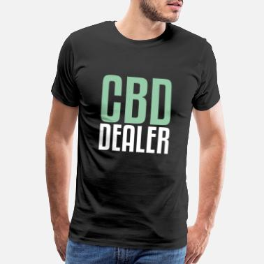 Alternative CBD Dealer | Cannabidiol Oil, CBD Oil - Men's Premium T-Shirt