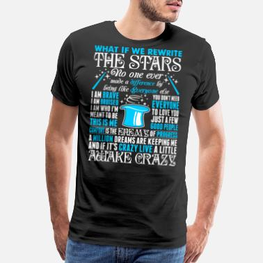 Awake The Stars Little Awake Crazy - Men's Premium T-Shirt