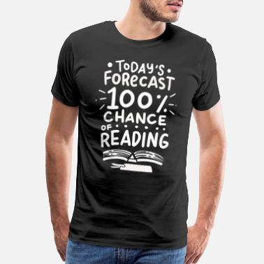Read Reading - Men's Premium T-Shirt