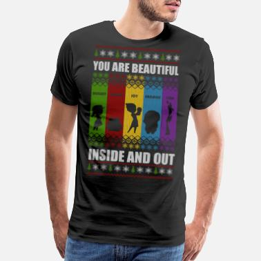 Inside Out Inside out - Inside out the movies for fans - Men's Premium T-Shirt