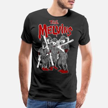 Melvins The melvins - Freaking awesome baseball t-shirt - Men's Premium T-Shirt