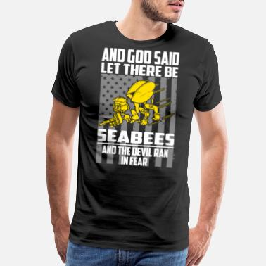 shop seabees t shirts online spreadshirt