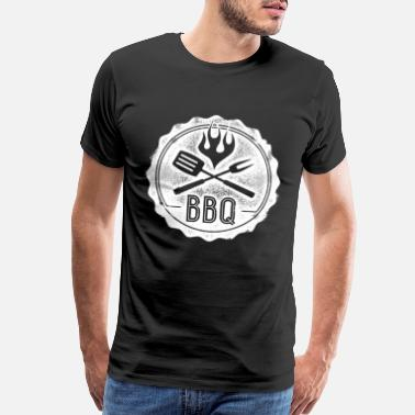 Bbq Supply BBQ - this shirt is for BBQ lovers - Men's Premium T-Shirt