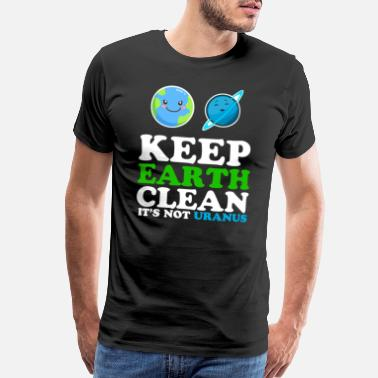 March Earth day funny - Men's Premium T-Shirt