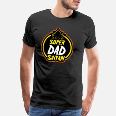 Best Son In The World Dad - Men's Premium T-Shirt