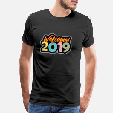 Dad Can Fix It New Year's Eve 2019 New Year's Day - Men's Premium T-Shirt