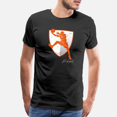 Allstar Basketball - Men's Premium T-Shirt