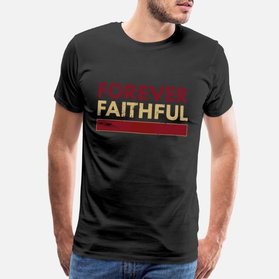 San-Francisco-Football Im A 49er Faithful Vintage Customized T-Shirt Hoodie//Long Sleeve//Tank Top//Sweatshirt