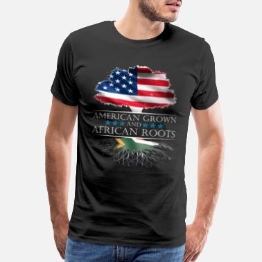 City Stars America Africa - Men's Premium T-Shirt