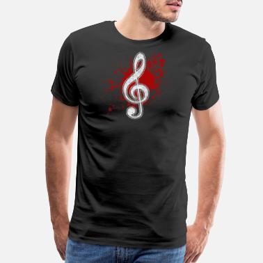 Metalheads classical Music - Men's Premium T-Shirt