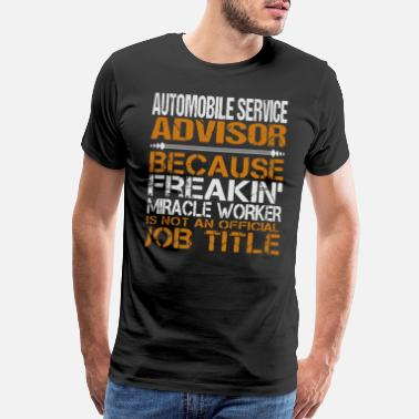 awesome Tee For Automobile - Men's Premium T-Shirt