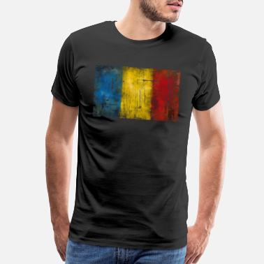 Romania Romania - Men's Premium T-Shirt