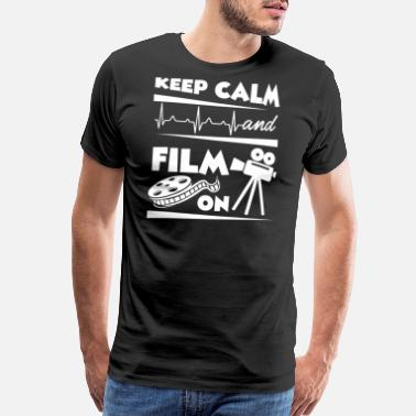 Film Director Film Director Shirts - Men's Premium T-Shirt