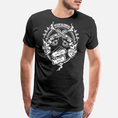 Peaky Blinders New Shelby Bros Peaky Blinders - Men's Premium T-Shirt