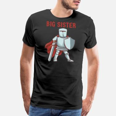 Suit Of Armor Big Sister Knight - Men's Premium T-Shirt