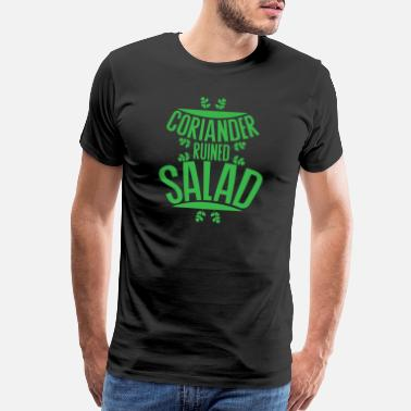 Spices Coriander - Men's Premium T-Shirt
