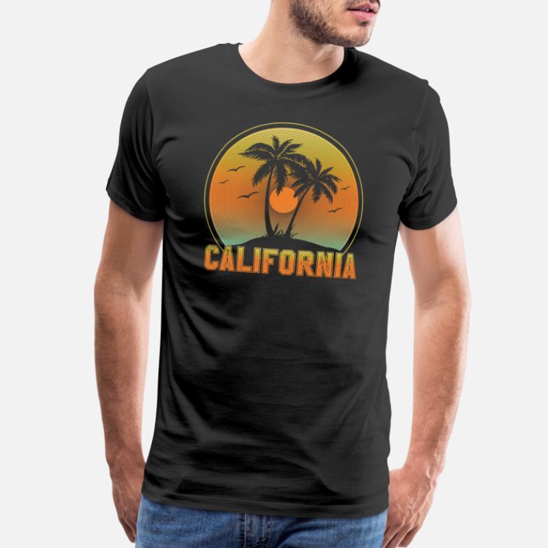 21c1a20ef Shop California T-Shirts online | Spreadshirt