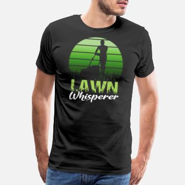 Care Lawn Whisperer - Men's Premium T-Shirt