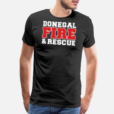 Donegal Donegal fire and rescue - Men's Premium T-Shirt