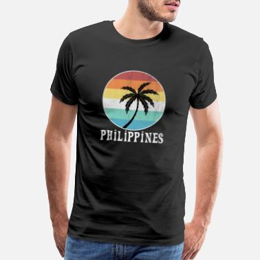 Honeymoon Philippines - Men's Premium T-Shirt