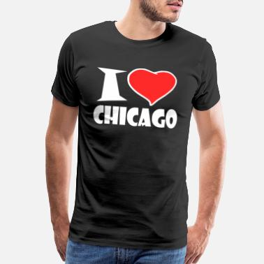 Chicago Chicago - Men's Premium T-Shirt
