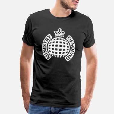 Ministry Ministry Of Sound - Men's Premium T-Shirt