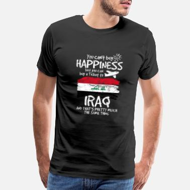 Iraq Iraq - Men's Premium T-Shirt