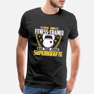 Ugly Sports Fitness Bodybuilding Gym sport workout gym gift - Men's Premium T-Shirt