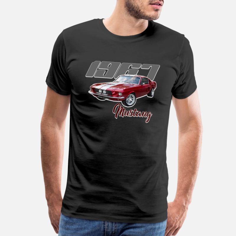 7c97e6c7 Shop Mustang T-Shirts online | Spreadshirt