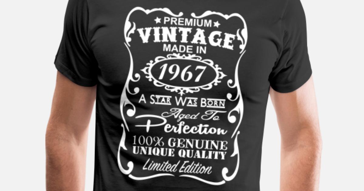 Mens Premium T Shirt50th Birthday Gift Ideas For Men