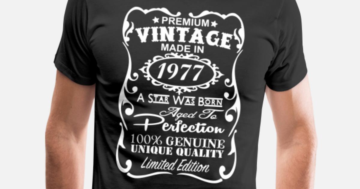 Mens Premium T Shirt40th Birthday Gift Ideas For Men