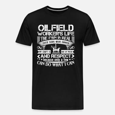 Love My Oilfield Worker Tee Shirt Oilfield Worker T Shirt
